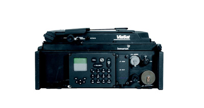 ViaSat VRT 100 Very Rugged BGAN Terminal