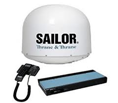 SAILOR 250 FleetBroadband Terminal