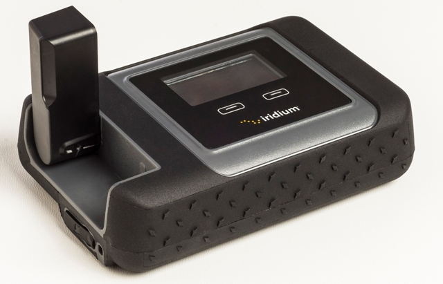 *NEW* Iridium GO! Satellite Wi-Fi Hotspot Device for your Smartphone