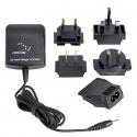 Iridium AC Wall Charger with International Plug Kit for 9505A, 9555, Extreme/PTT